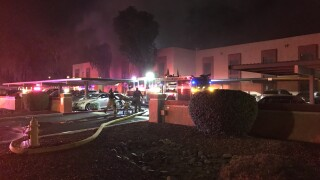 4-year-old killed in Phoenix apartment fire