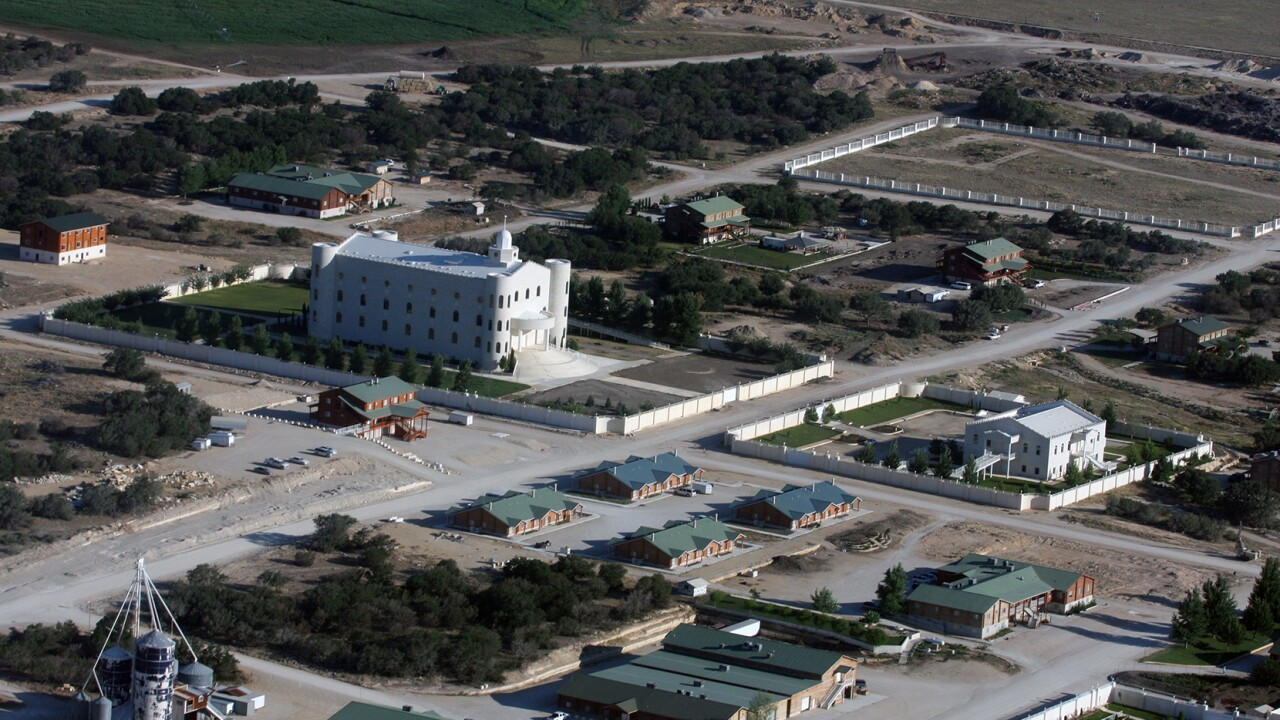Are FLDS members abandoning Texas ranch?