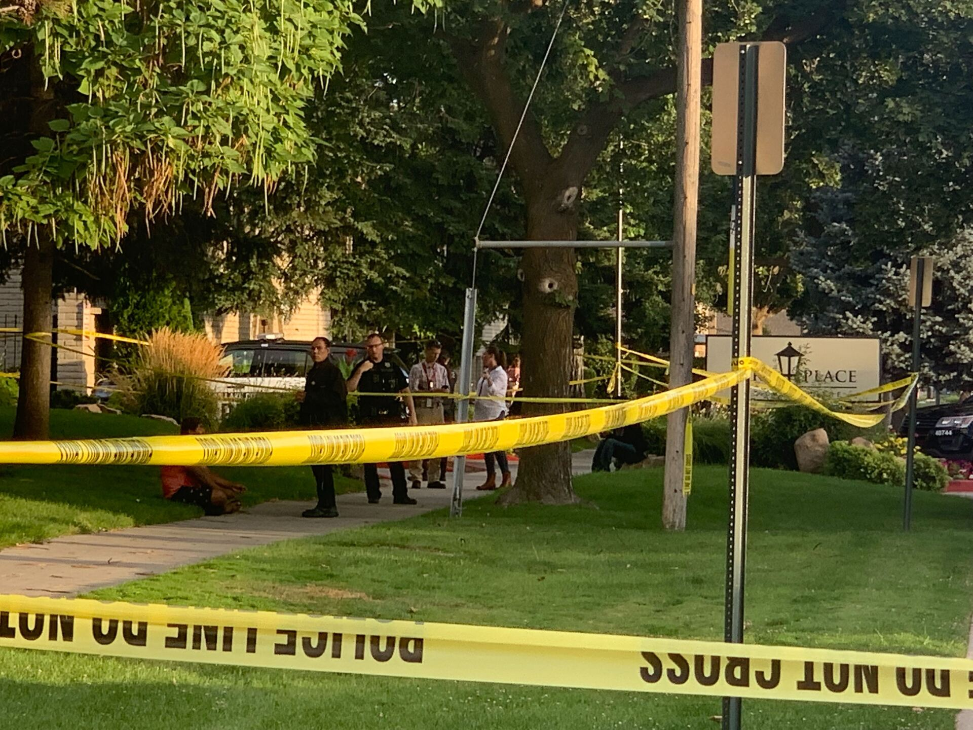 Photos: SLCPD releases new details on officer-involved shooting