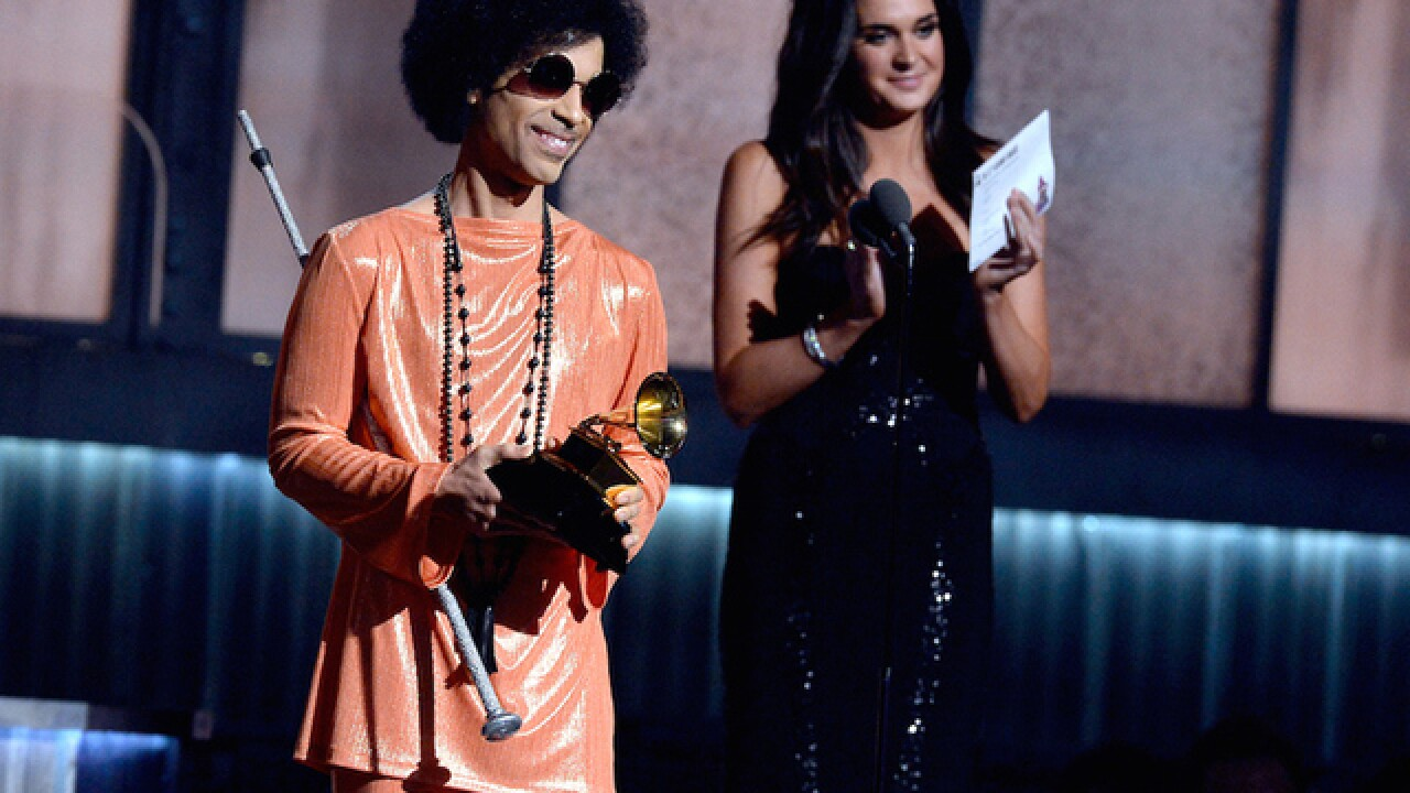 TMZ reports Prince has died