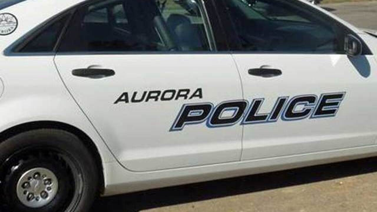 Aurora Police find no evidence of shooting