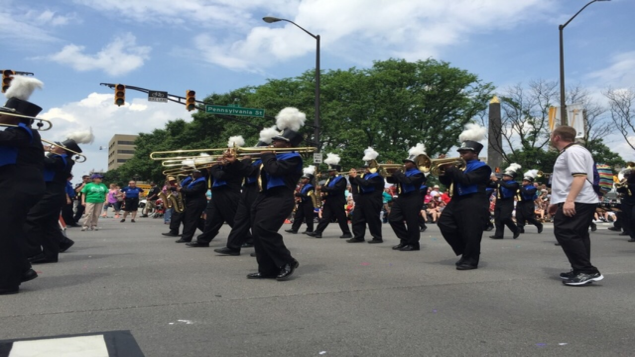 PHOTOS: 500 Festival Parade