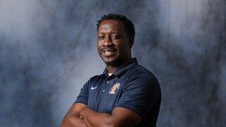 Terrence Williams, basketball coach at Stranahan High School in Fort Lauderdale