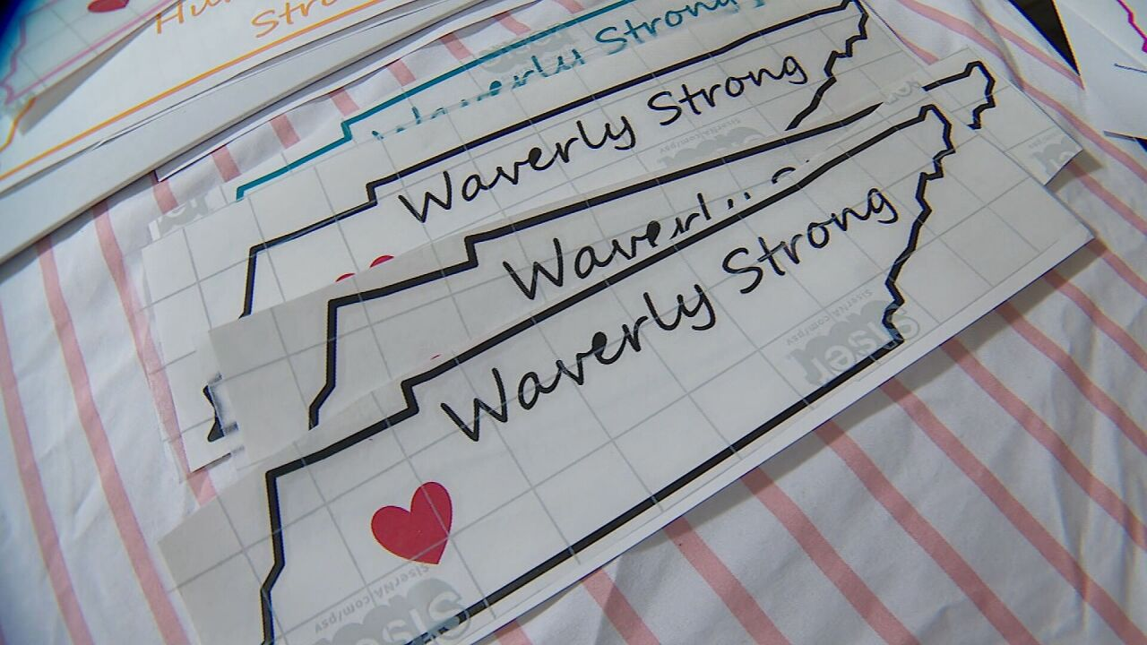 waverly strong