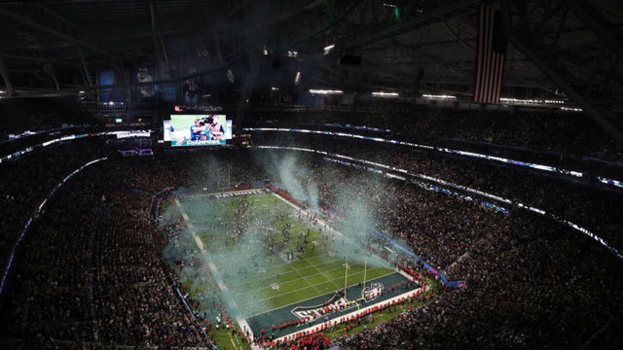 Buffalo leads nation in Super Bowl ratings