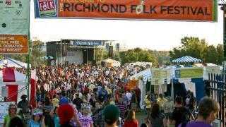 Photos: Richmond Folk Festival thisweekend