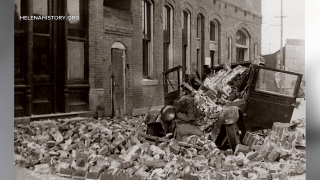 Monday, October 18, 2021, marks the 86th anniversary of the 1935 earthquake that shook Helena