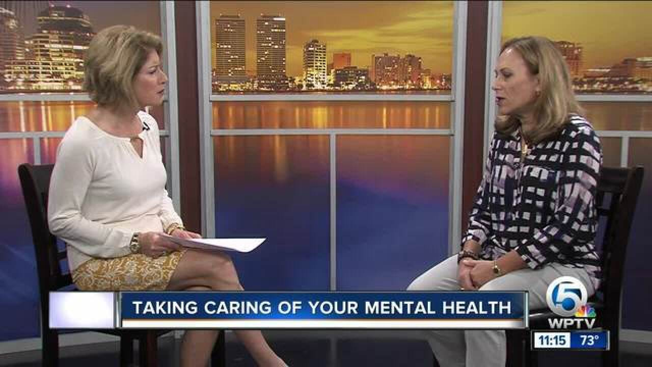 Merrell Family Foundation promotes improved mental health