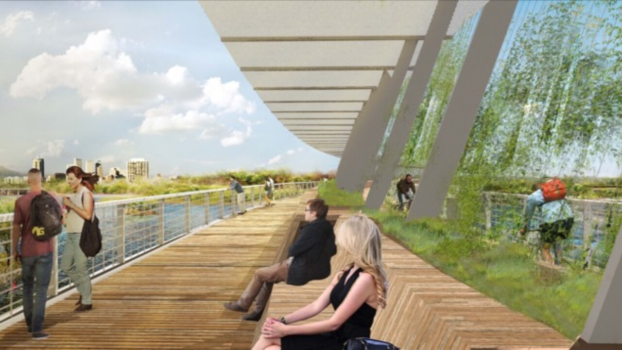 Agreement reached in construction of new Arkansas River Pedestrian Bridge