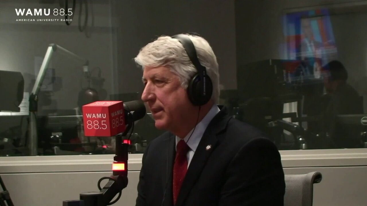 Attorney General Herring discusses Gov. Northam's changing blackface story, 'evaporating trust'