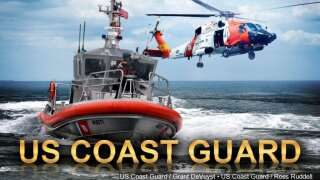 Coast Guard rescues 3 adults, 2 kids, and disabled vessel in Galveston
