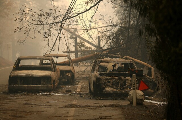PHOTOS: Camp Fire continues to destroy NorCal