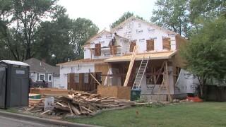Fairway new home construction