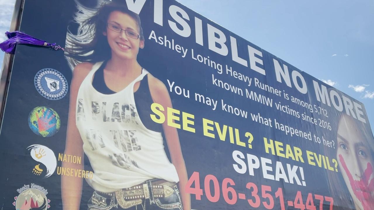 MMIP Ashley Loring Heavyrunner