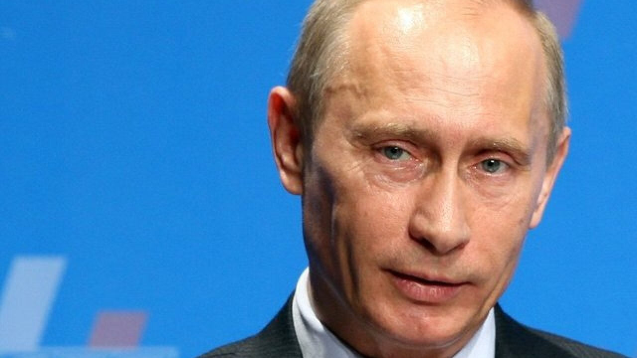 Russian President Vladimir Putin reveals new nuclear weapons