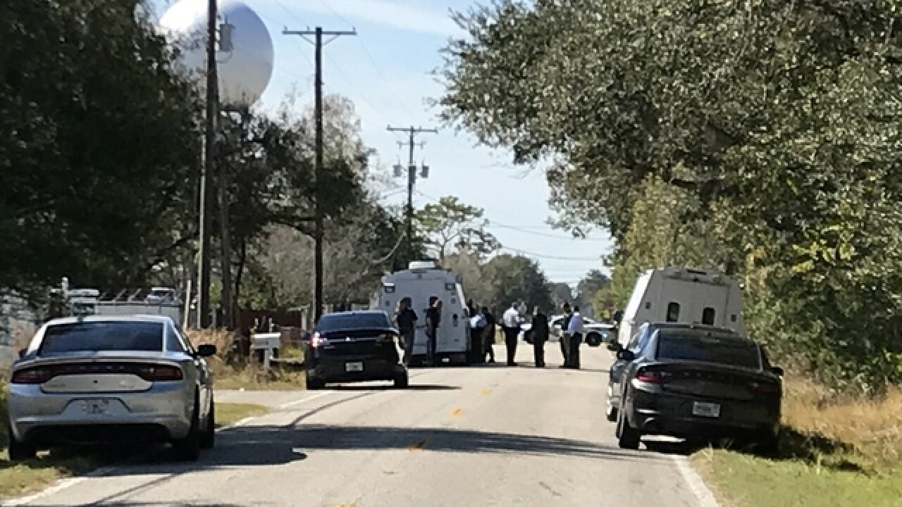 Death investigation underway in Ruskin