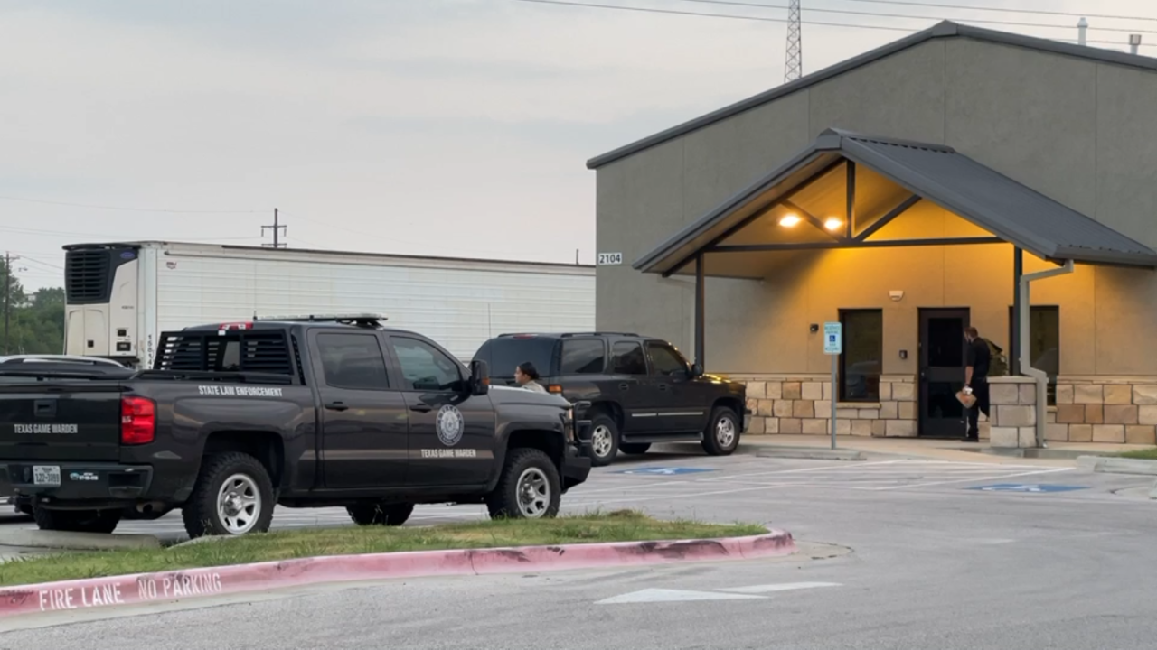 'Lone Star Law' game warden loses COVID battle at Temple hospital