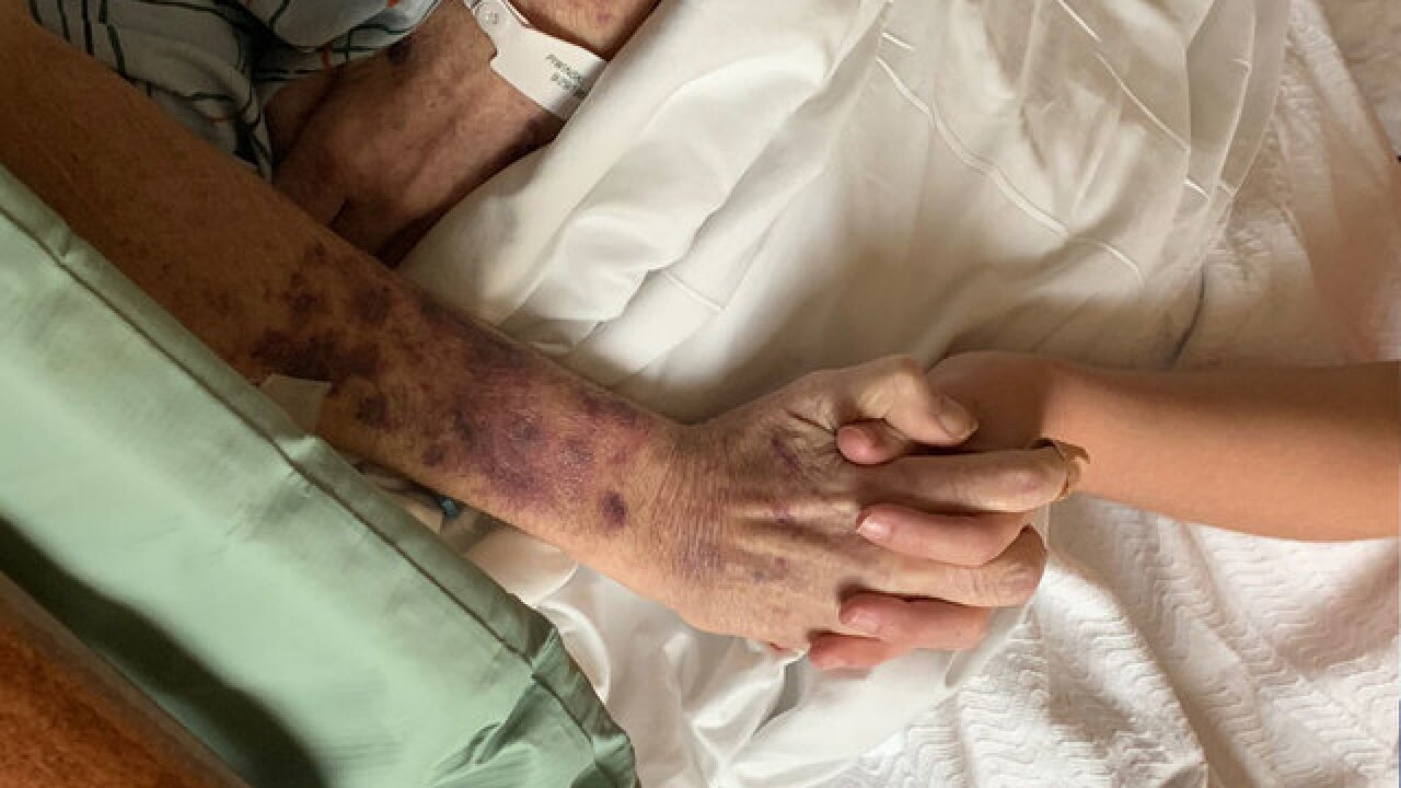Siblings fulfill terminally ill dad's final wish
