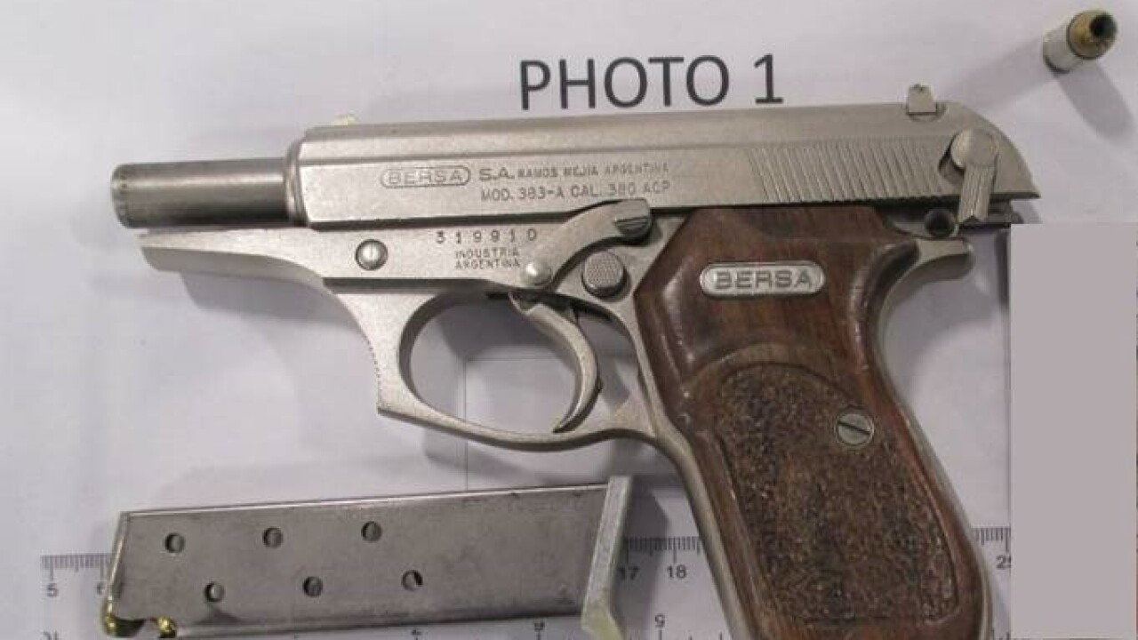 Man caught with loaded gun at Newport News/Williamsburg International Airport checkpoint