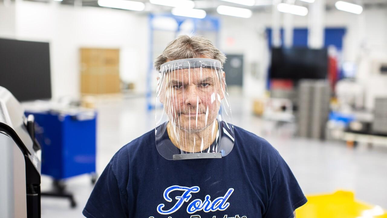 Ford Face Masks