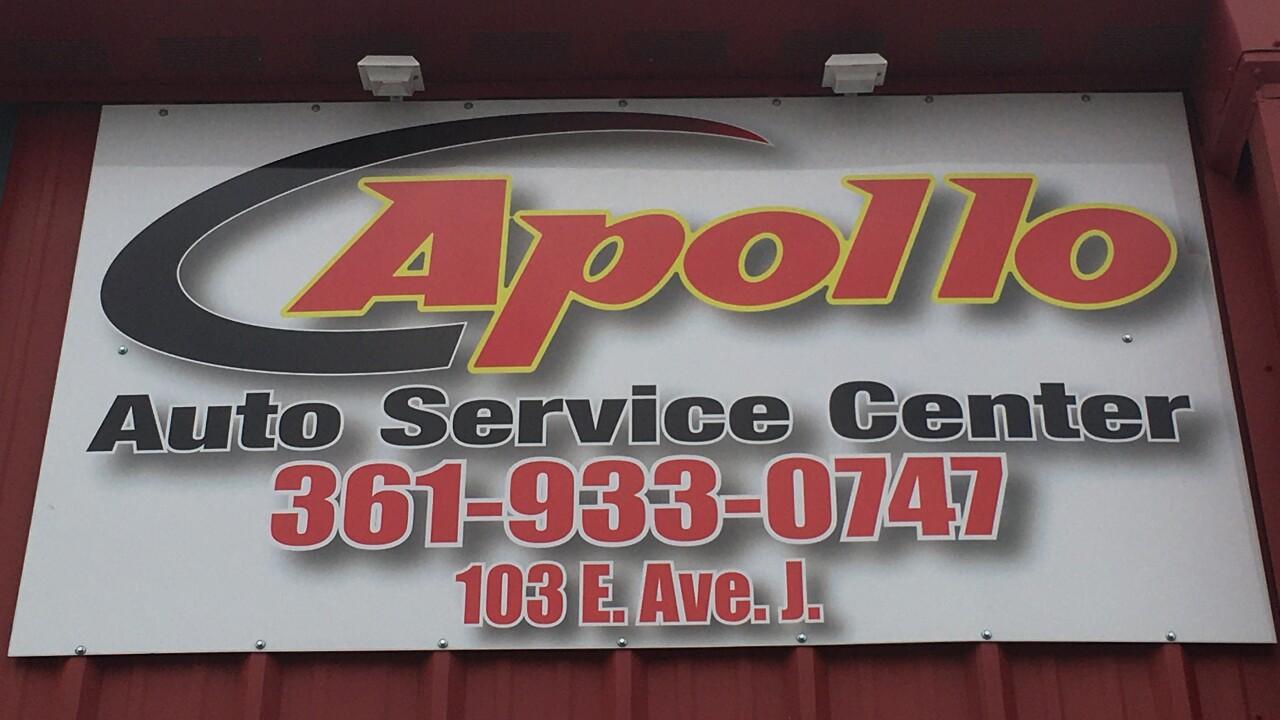 Apollo Auto Service in Robstown
