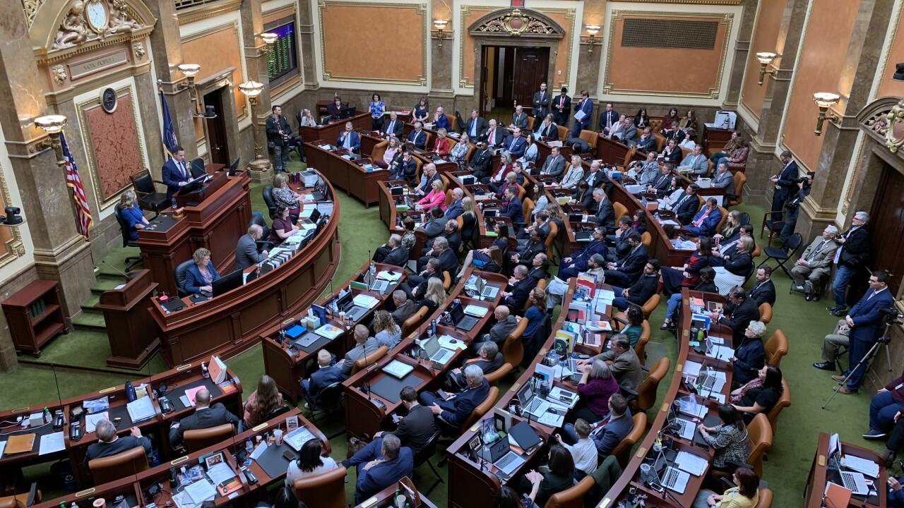 Utah State Legislature kicks off with lawmakers promising to repeal the tax overhaul bill in the face of a citizenreferendum
