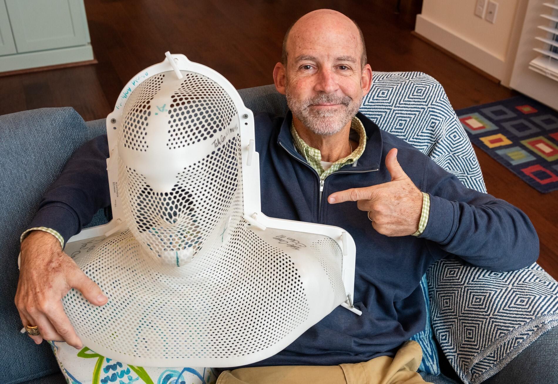 Photos: Virginia Beach cancer survivor urging parents to get children HPVvaccine