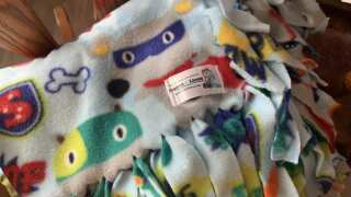 Making A Difference: Project Linus Providing Blankets To Children In Need