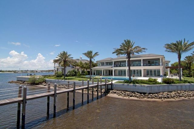 Dream home: 9,700-square-foot Transitional estate on point lot in Lantana on market for $9,795,000