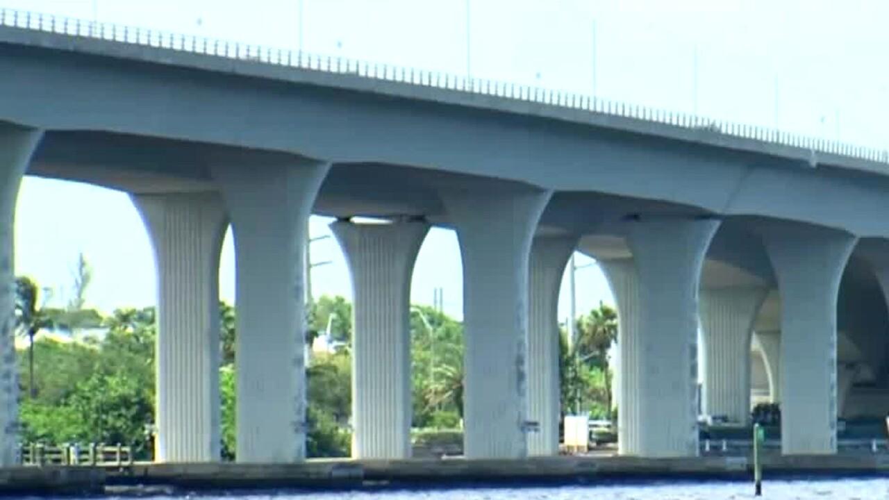 Roosevelt Bridge in Stuart