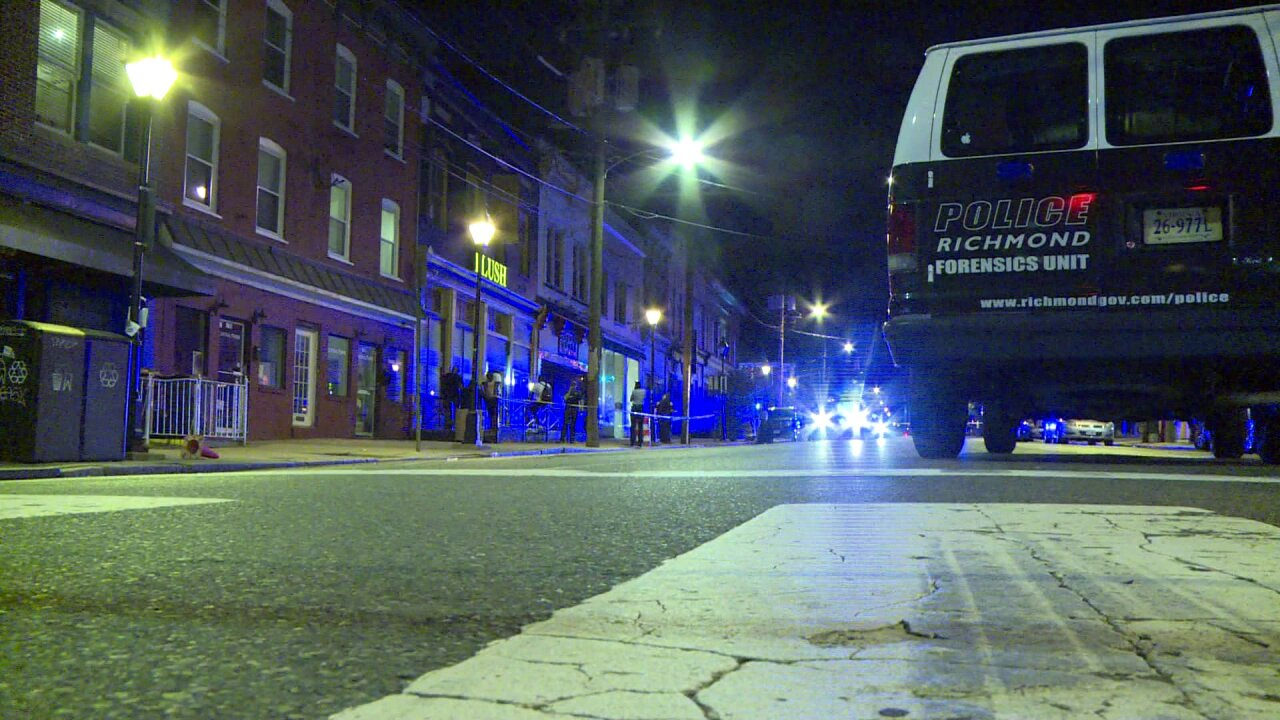 Chesterfield man arrested for Shockoe Bottom shooting