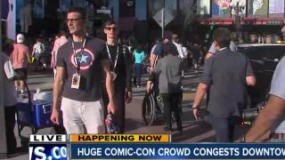Is Comic-Con too big for San Diego?