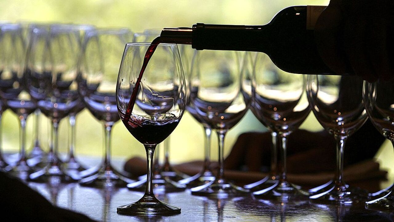 It's National Wine Day. Here are some conversation-starters as you sip your day away
