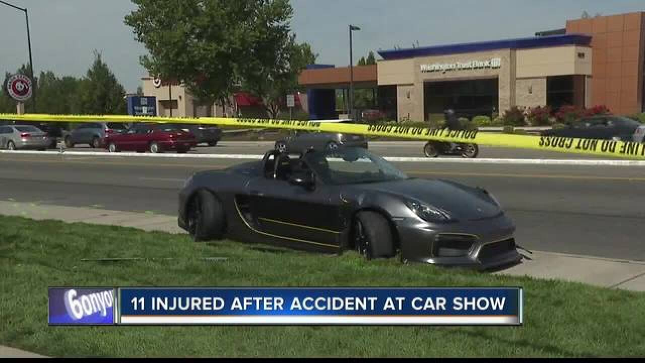Driver who plowed into Idaho crowd, hurting 11, is sentenced