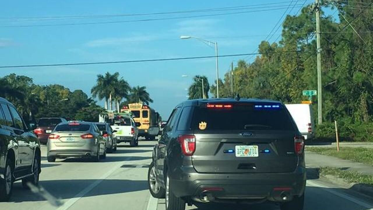 14 traffic stops made in school bus enforcement operation