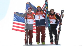 OLYMPICS: Wise goes for it, and comes out with another gold