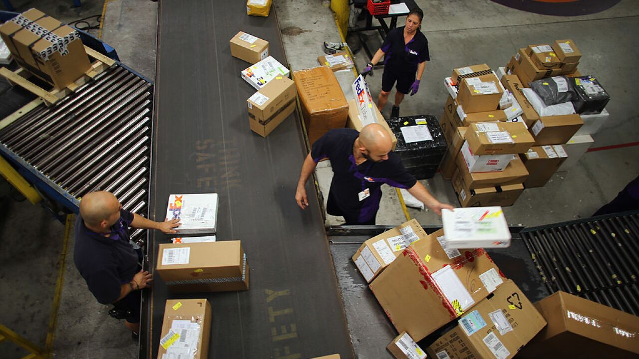 FedEx will no longer offer ground delivery to Amazon