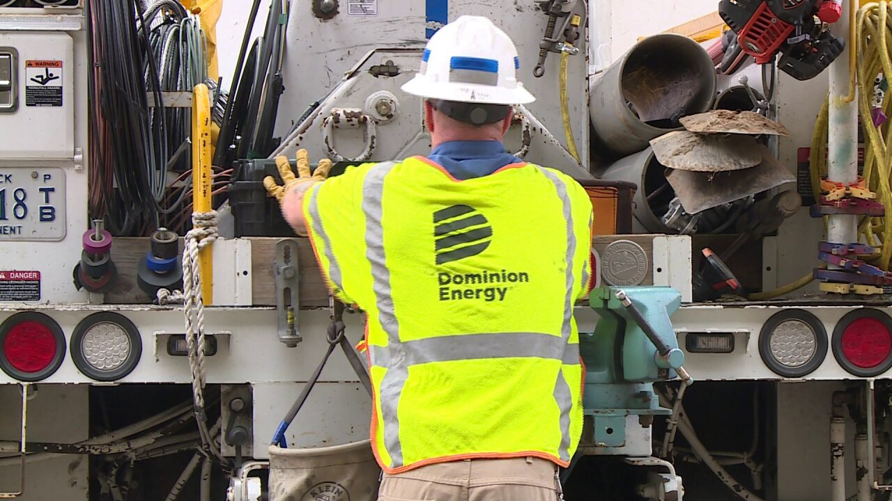 Dominion Energy prepares for Dorian's worst: 'We will be there'