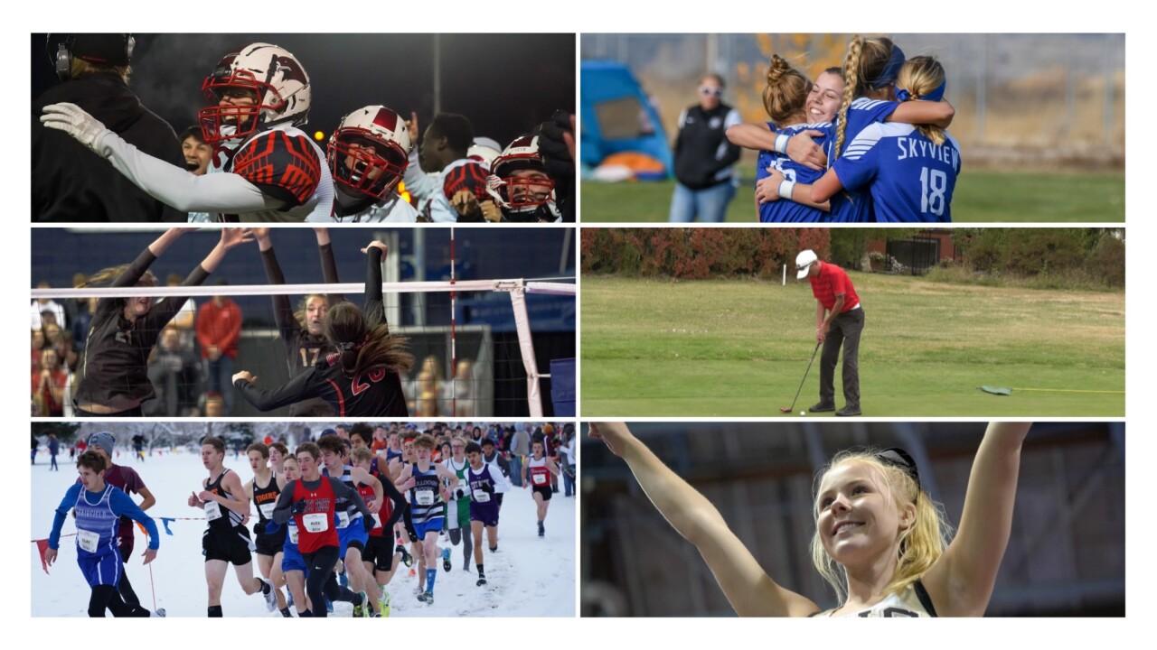 MHSA Fall Sports