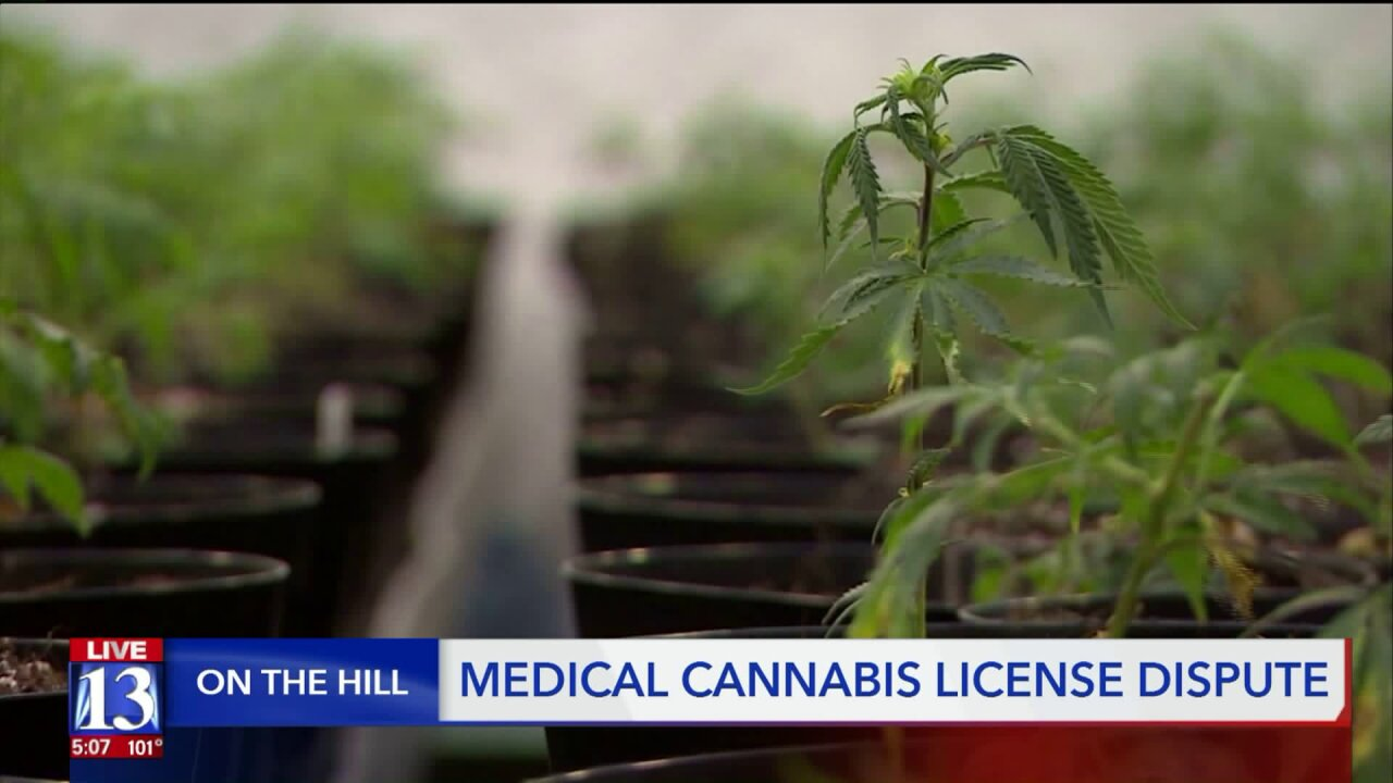 Utah's decision to hold back medical cannabis growing licenses is getting protest and talk of alawsuit