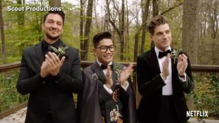 The hosts of Netflix's 'Say I Do'.jpg