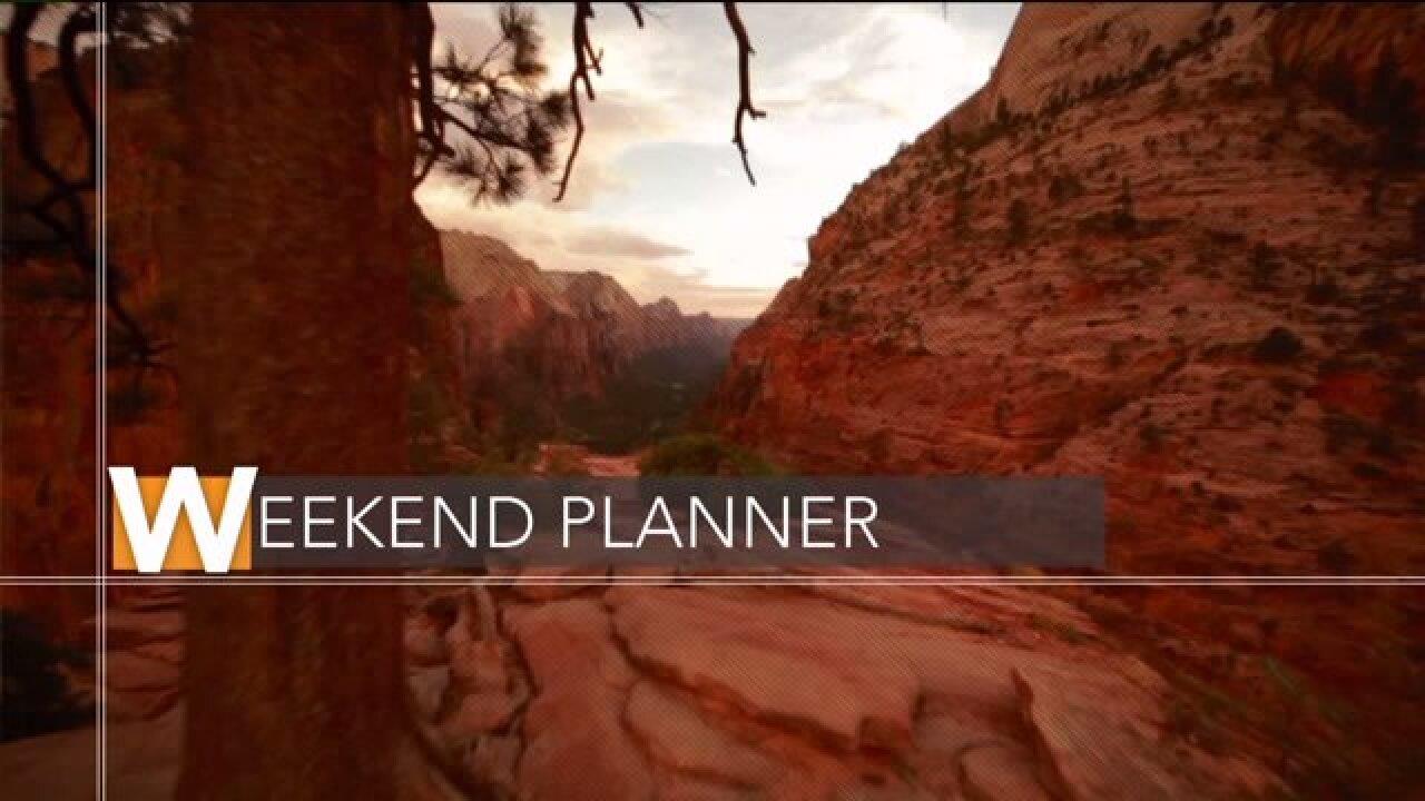 Weekend Planner: Tomato Days, Lantern Fest, ColorRun