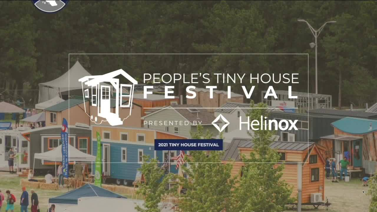 People's Tiny House Festival