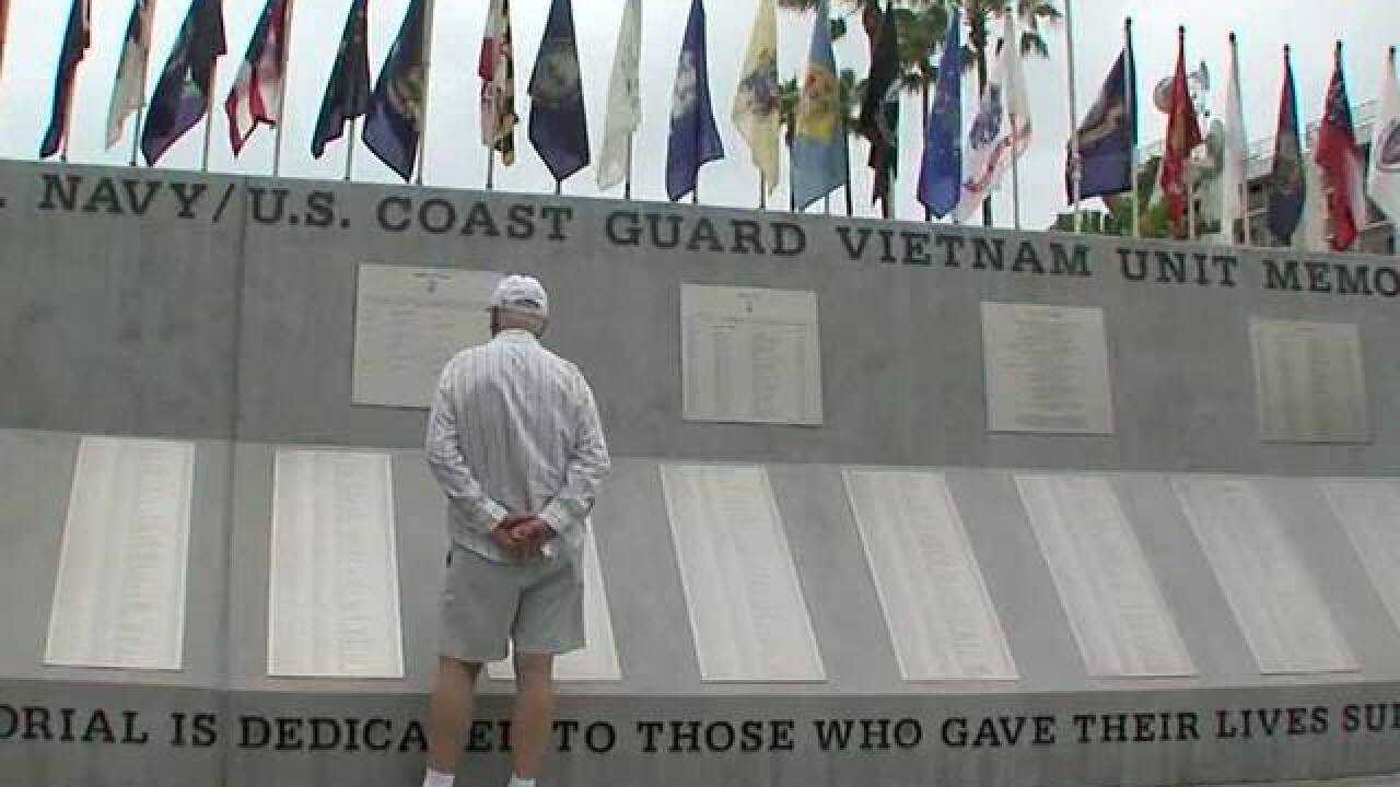 Retired SEAL honoring memories of fallen friends