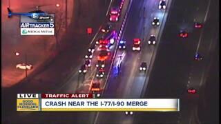 I-77 accident