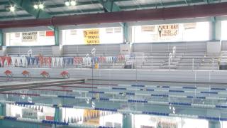 CCISD Region Swim and Diving Meet