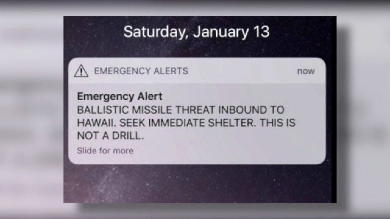 Why a Hawaii missile mistake won't happen here