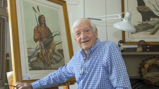 Cincinnati wildlife artist John Ruthven among Ohio senior honorees
