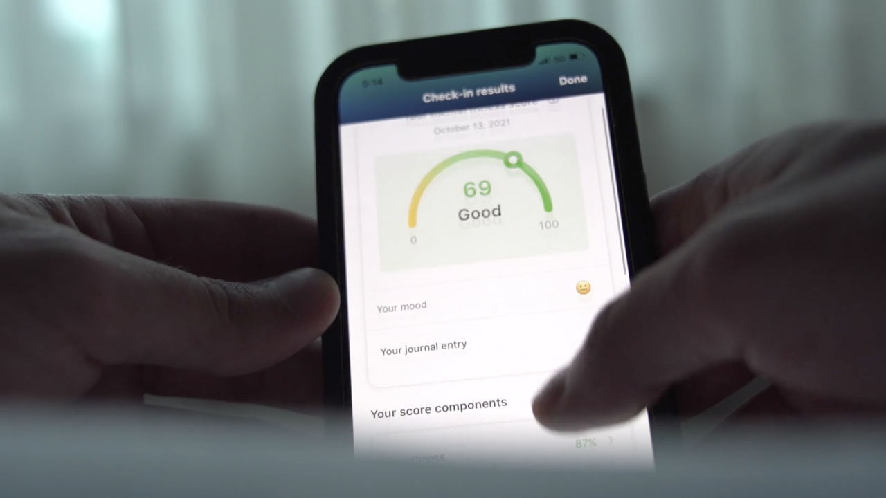 As mental health issues emerged during the pandemic, Sonde Health developed the free Sonde Mental Fitness app, which analyzes vocal characteristics for signs of depression.