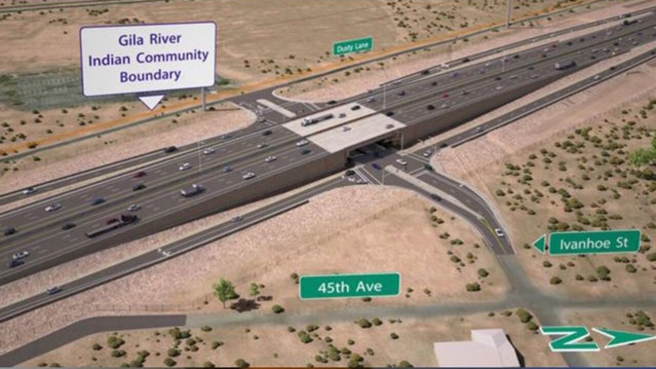 Laveen neighborhood upset at proposed ADOT plan